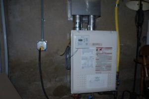 noritz tankless hot water heaters